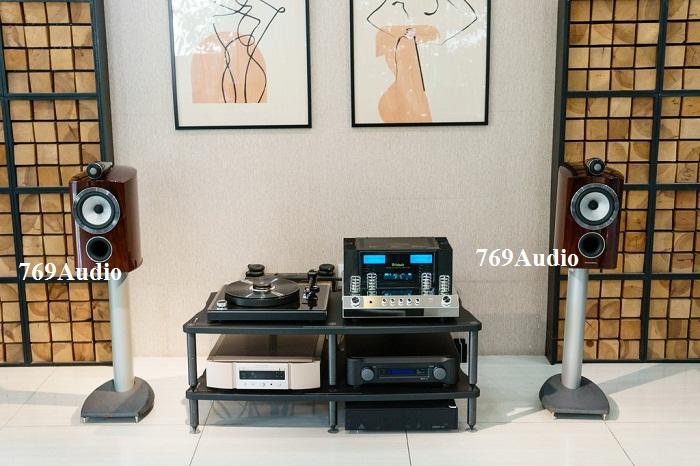 b&w 805 D3 Prestige Edition