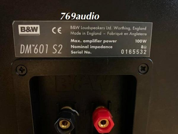 Loa BMW DM 601 S2