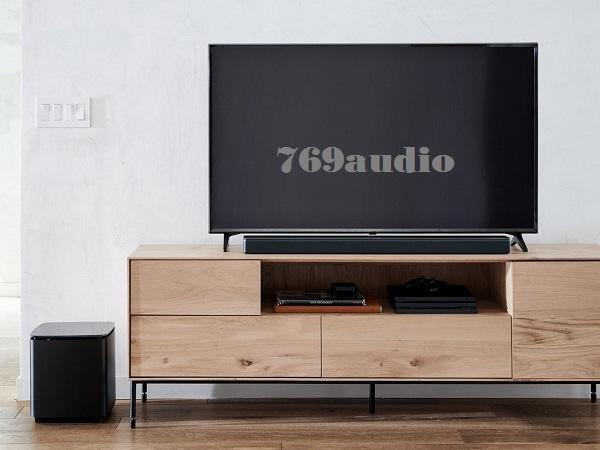 Loa siêu trầm Bose Soundbar 700