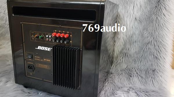 Loa sub Bose 1800