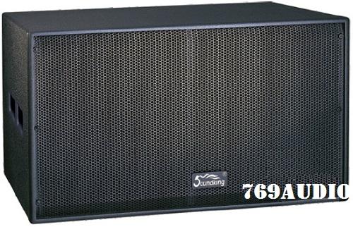 Tổng thể mặt loa Soundking F1218S