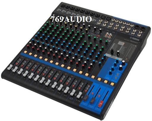 mixer yamaha 16 xu