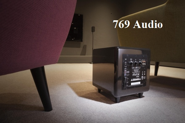 Loa Cambridge Audio Minx X301 mua ở đâu