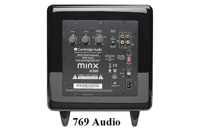 Cambridge Audio Minx X301 hàng chính hãng