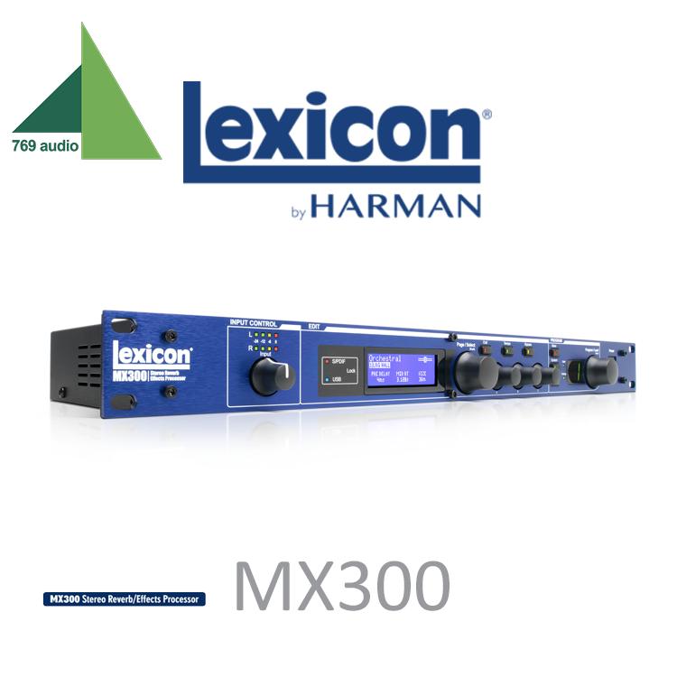 lexicon mx 300