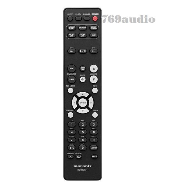 Remote Ampli Marantz M-CR511