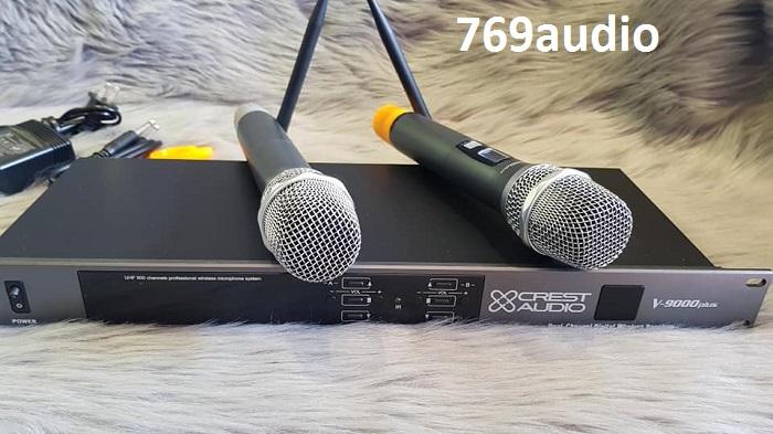 Micro Crest Audio V-9000 Plus