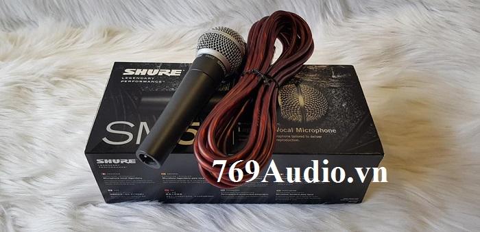 micro shure sm 58