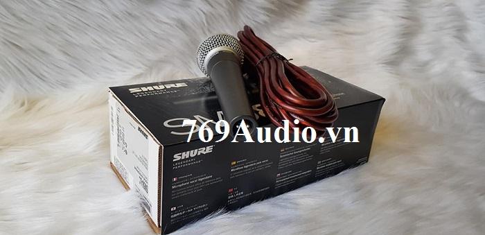 micro không dây shure sm58