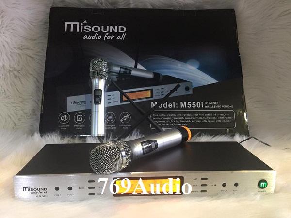 Micro misound m550i