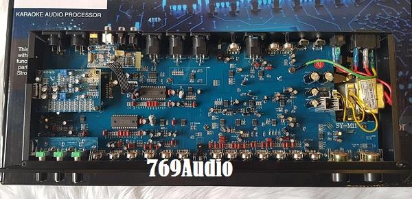 hình ảnh mixer b3,bộ trộn âm thanh b3
