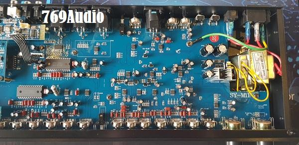 hình ảnh mixer b3 giá rẻ