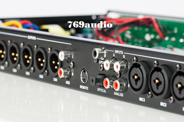 Tổng thể Mixer Paramax PRO MX-320