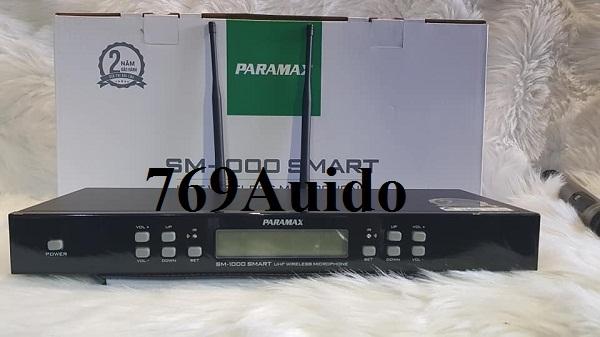 SM1000 Smart paramax