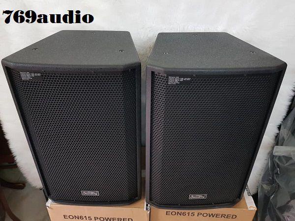 mặt trước loa Karaoke Soundking SX 112F