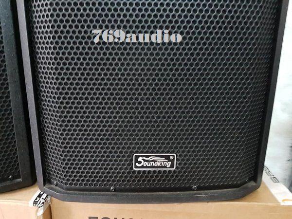 Logo loa Karaoke Soundking SX 112F