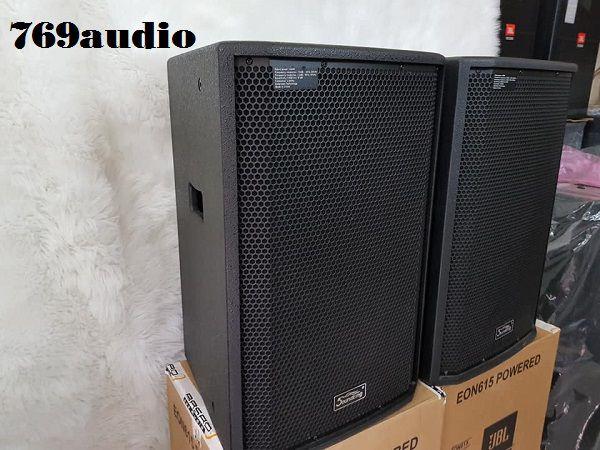 Mặt sau Loa Karaoke Soundking SX 112F