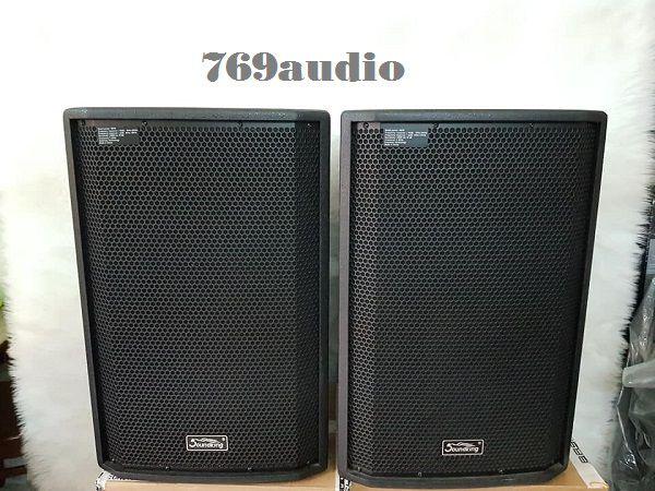 Tổng thể loa Karaoke Soundking SX 112F