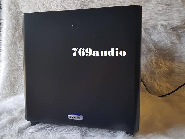 Sub PolkAudio DSW 550 Wi