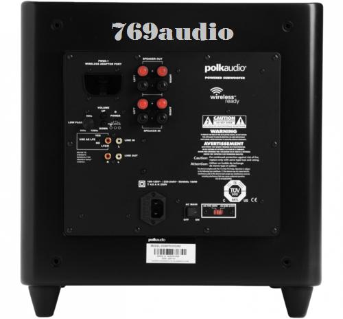 Loa Sub Polk Audio DSW 550