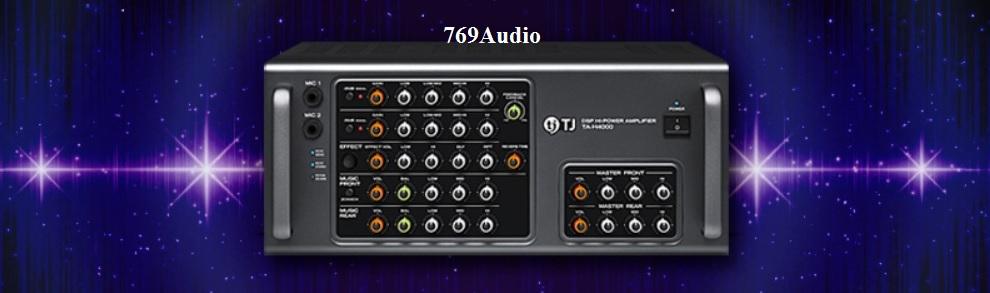 TJ Korea Amplifier TA-H4000 giá rẻ ở tphcm