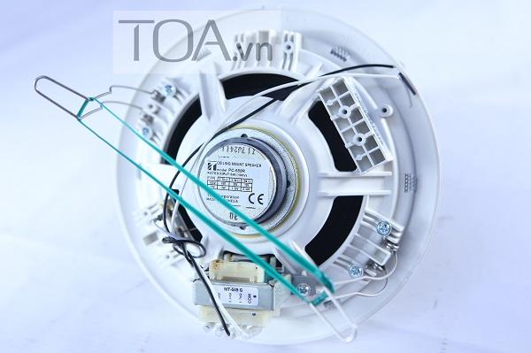 THÔNG TIN LOA TOA PC-658R