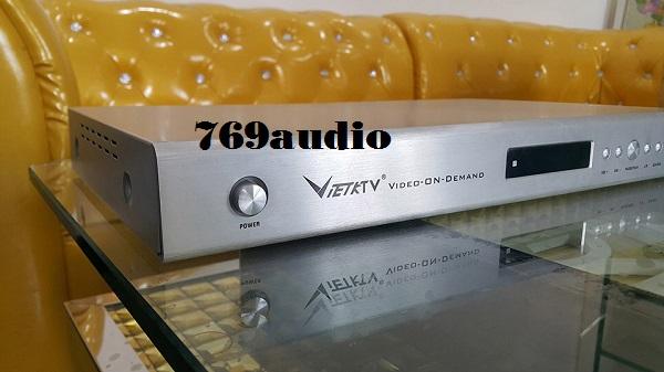 Mặt trước Đầu Karaoke Việt KTV HD PLus 6TB