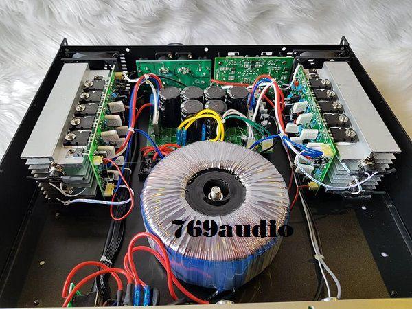 Trong Main Power Yamaha P3500S