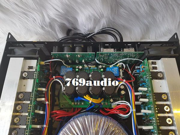 Chip trong Mai Power Yamaha P5000S