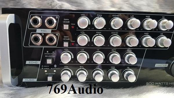 Ampli paramax sa-999-air