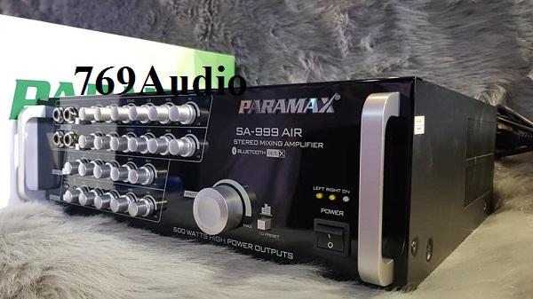 amply paramax karaoke