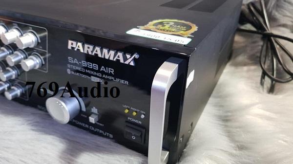 ampli paramax sa 999 bảo hành 3 năm