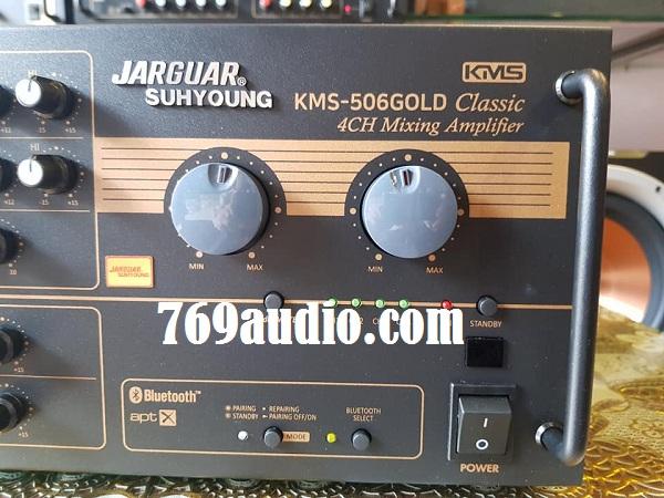 Jarguar KMS 506 Gold Classic