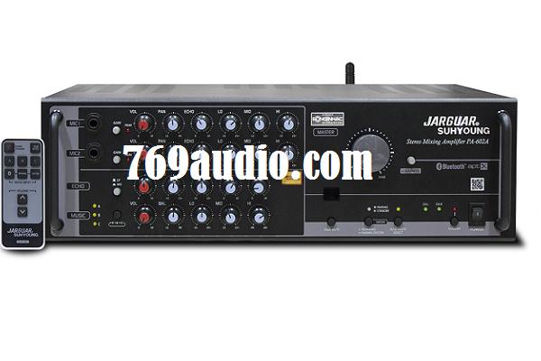 amply Jarguar PA 602 A