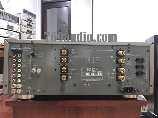 Denon 2000 III