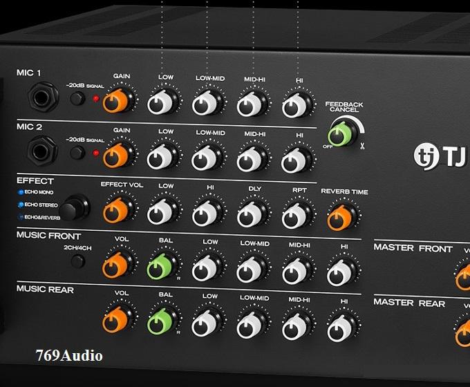 ampli TJ TA G401 chính hãng