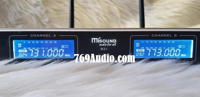 micro misound m5 plus