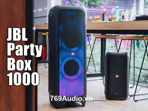 JBL party box 1000