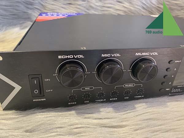 amply bn Audio  pa 6500 ii