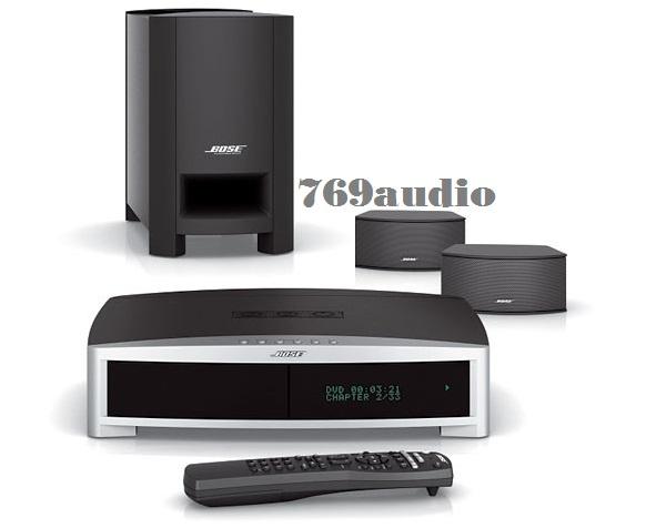 Bose 321 DVD
