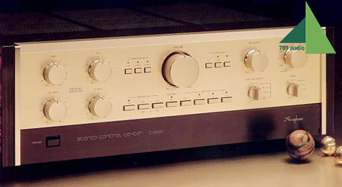 bộ pre pow accuphase c200v
