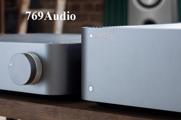 Cambridge audio Edge W hàng chính hãng tại việt nam