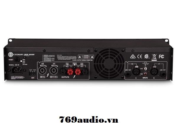 Mặt sau CROWN XLS 1502