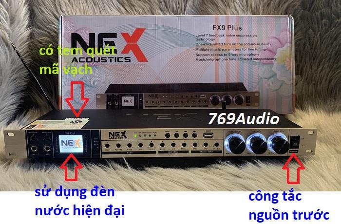 nex fx9 plus