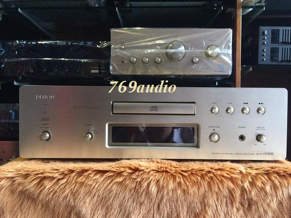 Đầu CD Denon QS 10 III