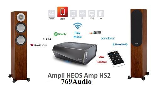Ampli Denon Amp hs2
