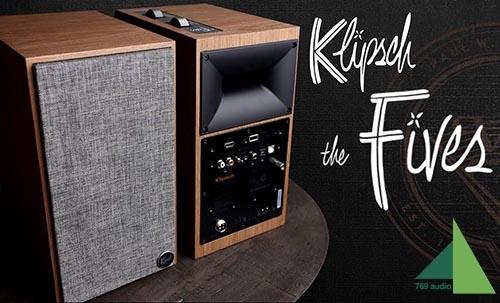 klipsch the fives
