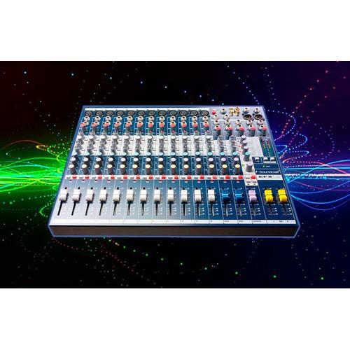 mixer efx12