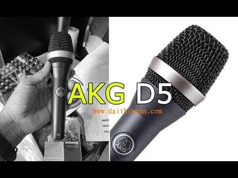 micro akg d5