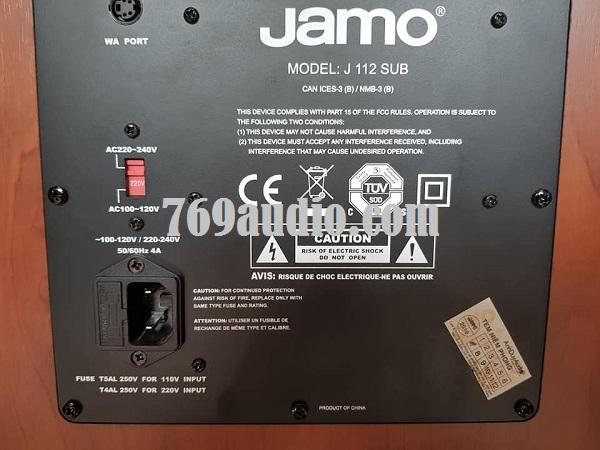 SUB JAMO J112